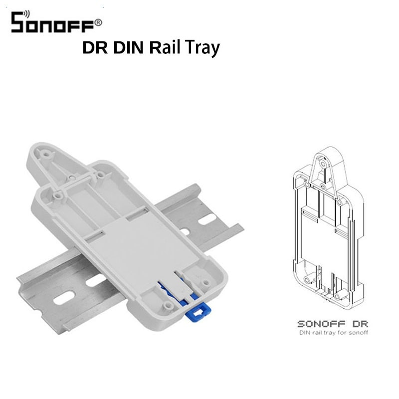 Sonoff DR DIN Tray Rail Case Holder -smart-switch-dr-din-tray-rail-case-holder-mounted_07
