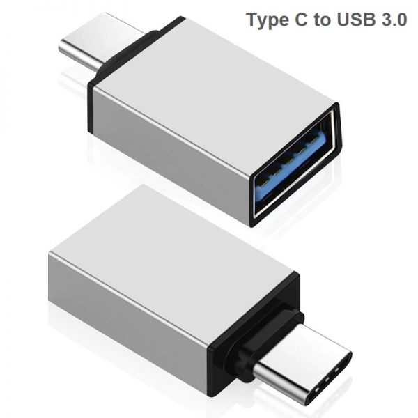 OTG преходник – Type C to USB 3.0 - Type-C-to-USB-3-0-OTG-Adapter