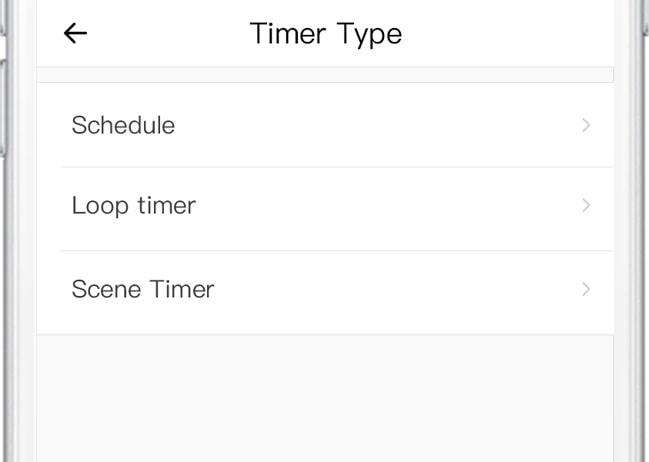 Изберете тип таймер - eWeLink 4.5-1