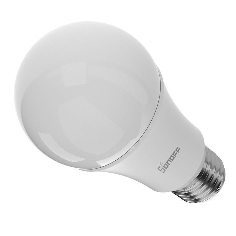 SONOFF B02-B-A60 - интелигентна Wi-Fi LED крушка - два цвята - бял (студен) | жълт (топъл) - SONOFF B02-B-A60 Smart Wi-Fi RGB LED Bulb
